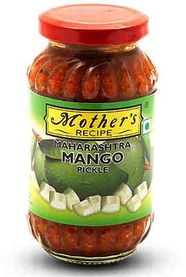 Mother's Recipe Maharashtra Mango Pickle