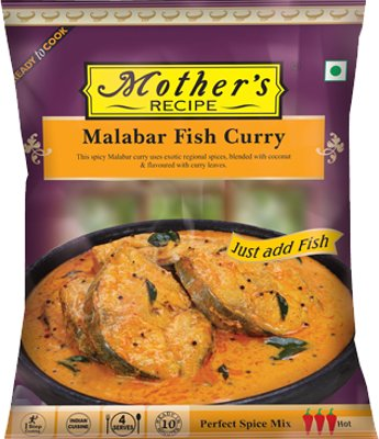 Mother's Recipe Malabar Fish Curry Mix