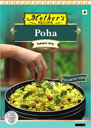 Mother's Recipe Poha Instant Mix