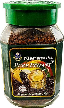 Narasu's Pure Instant Granulated Coffee