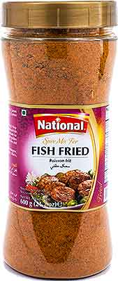 National Fish Fried Spice Mix - Economy Pack