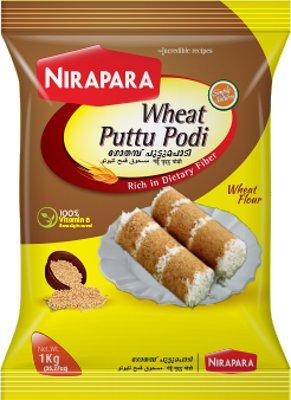 Nirapara Wheat Puttu Podi