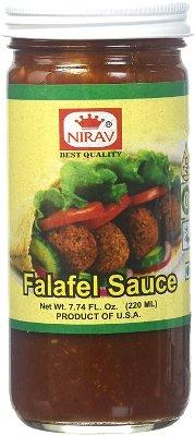 Nirav Falafel Sauce