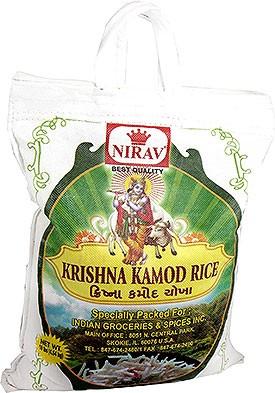 Nirav Krishna Kamod Rice - 10 lbs
