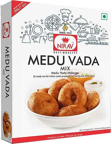 Nirav Medu Vada Instant Mix