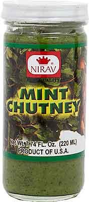 Nirav Mint Chutney