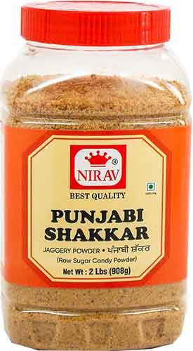 Nirav Punjabi Shakkar - Jaggery Powder -  2 lbs