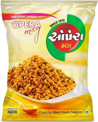 Opera Mag - Crunchy Moong Bean Snack
