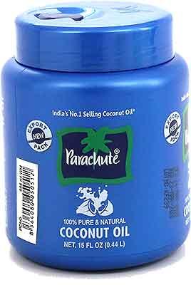 Parachute Coconut Oil - Wide Mouth Bottle