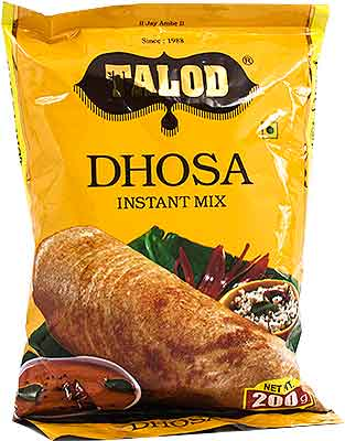 Talod Dhosa Instant Mix