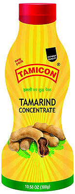 Tamicon Tamarind Concentrate / Paste Squeeze Bottle - 10.58 oz