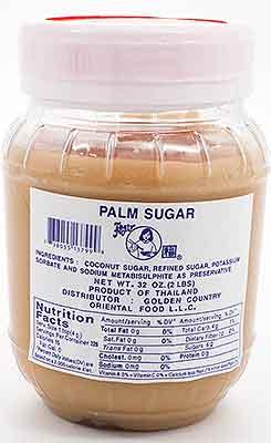 Tasty Joy Coconut Palm Sugar