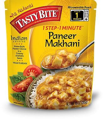 Tasty Bite Paneer Makhani (Ready-to-Eat)