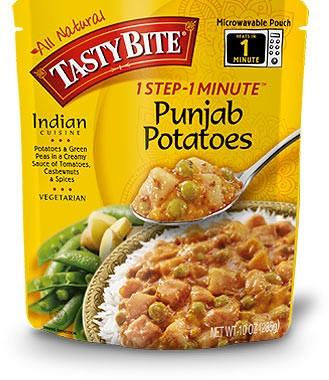 Tasty Bite Punjab Potatoes (Ready-to-Eat)