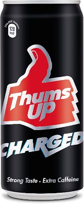 Thums Up CHARGED Soda