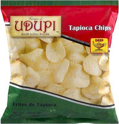 Udupi Tapioca Chips (Plain)