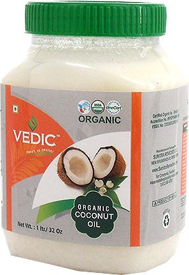 Vedic Organic Coconut Oil