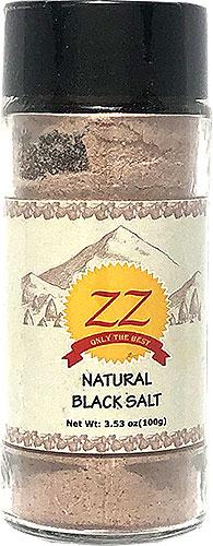 ZZ Natural Black Salt