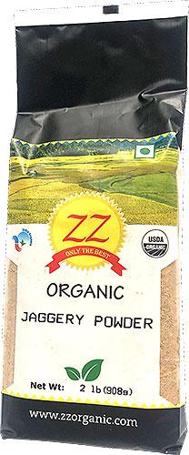 ZZ Organic Jaggery Powder - 2 lbs